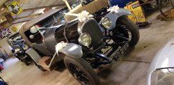 Foulkes Halbard Motor Museum