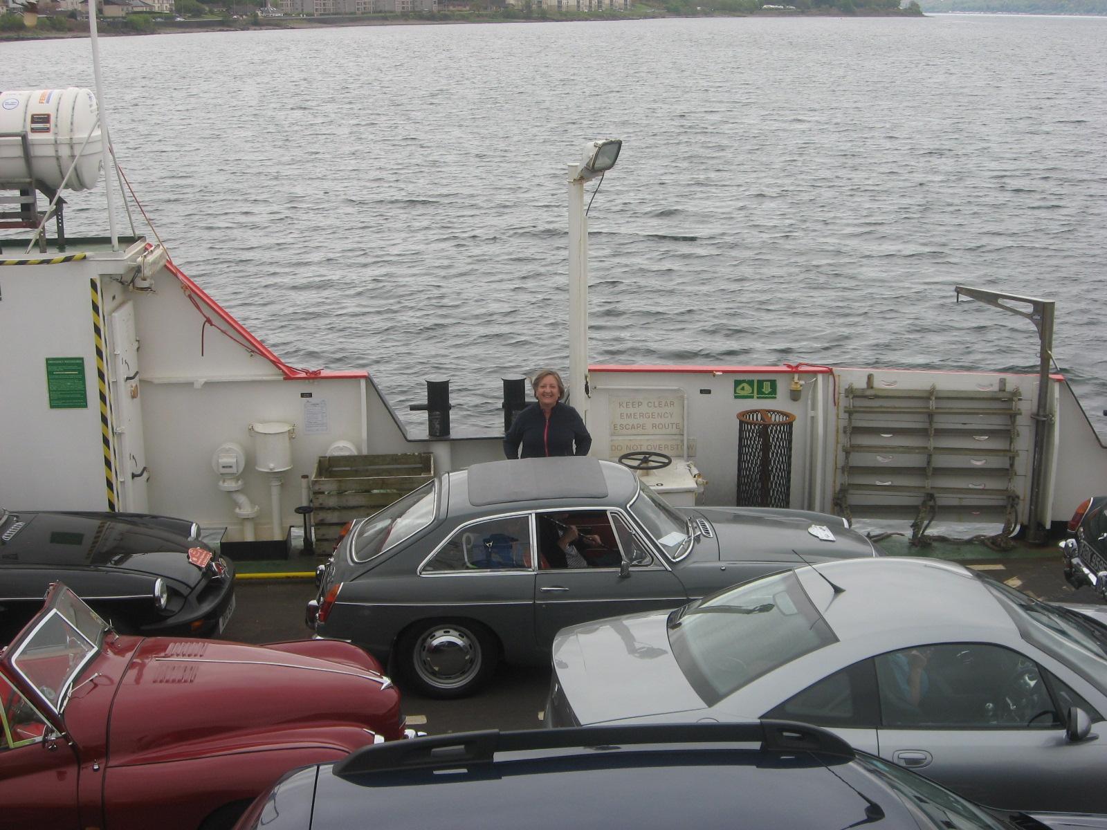 Gourock Dunoon Ferry